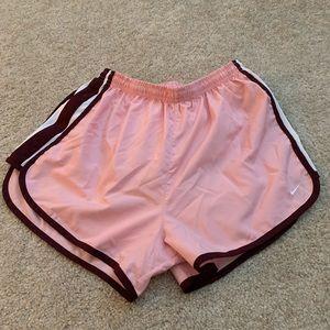 Worn once - Nike running shorts